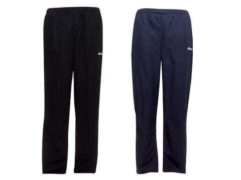 Asics Womens Straight Leg Zip Trackpant