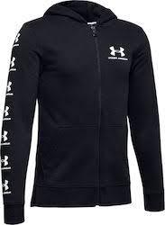 Under Armour Kids Rival Full Zip Hoody