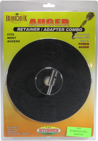 Ice Auger Adapter kit