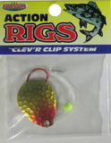 Walleye Pro Flash Walleye Rigs - 6 & 1 Packs Available