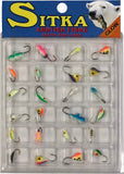 Sitka Assorted 24 Pc Ice Jig Kits