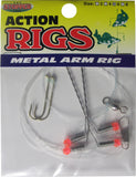 Metal Arm Rigs - 1 Pack