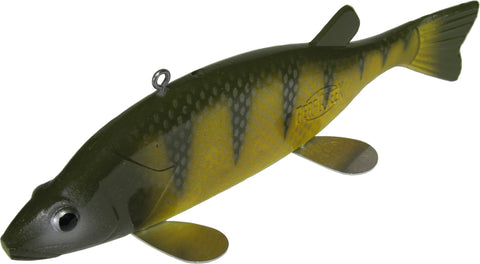 "Bear Creek 8"" Perch Spearing Decoy"