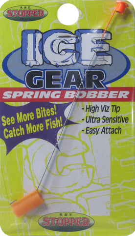 Stopper Ice Gear Spring Bobbers