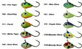 Skandia Tungsten Diamond Tip Jigs - 3 Pack
