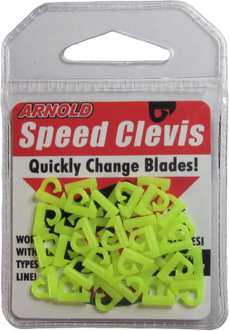 Walleye Speed Clevis - 36 Count