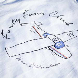 Forty Four Plane Shirt