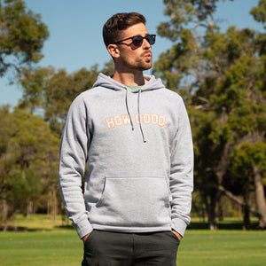 How Good Hoodie (Grey Marle)
