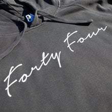 Load image into Gallery viewer, Forty Four Signature Hoodie (Coal)