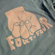 Load image into Gallery viewer, Fist Crushing Forty Four Shirt (Sage Green)