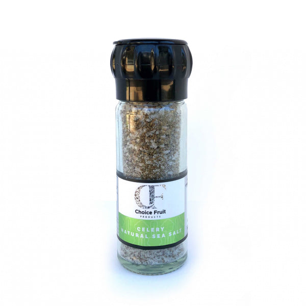 CELERY NATURAL SEA SALT – 90g Grinder