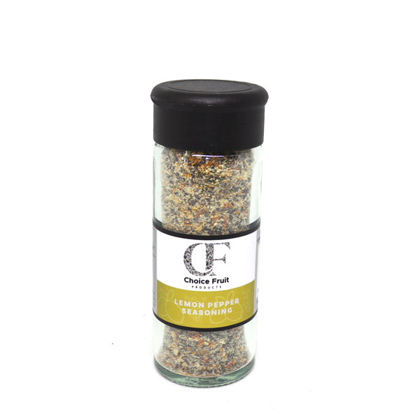 LEMON PEPPER SEASONING – SPRINKLER – 60g
