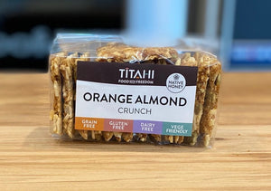 TITAHI Orange Almond Crunch Biscuits
