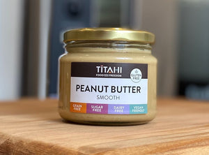 TITAHI Peanut Butter (Smooth - 300g)
