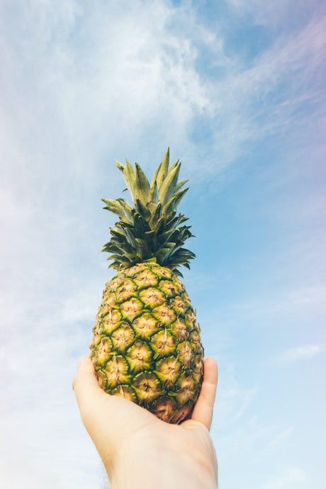 A Pineapple a Day Keeps the Doctor Away