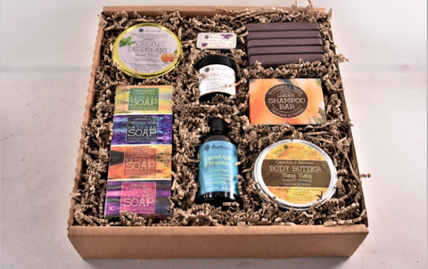 Gift Sets of Natural Skincare this Easter