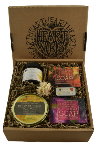 Gift set of Natural Skincare