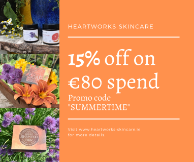 Special Offer on Natural Irish-made Skincare