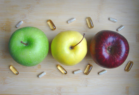 vitamin and mineral supplements