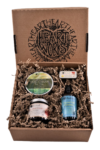 Natural Skincare Gifts for your Valentine