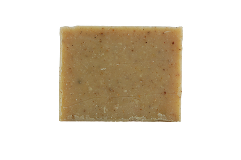 Handmade natural soap cinnamon & clove with spices