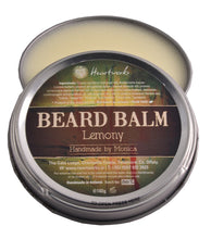 Load image into Gallery viewer, natural beard balm