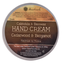 Load image into Gallery viewer, BEESWAX NATURAL HAND CREAM