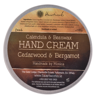 BEESWAX NATURAL HAND CREAM