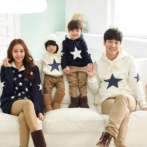 Winter Star —Sibling/Family Set