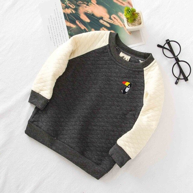 Toucan Sweater