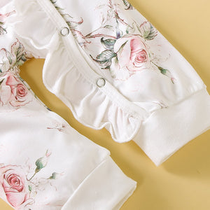 Le Petite Fleur Pajamas (3 Color Options)