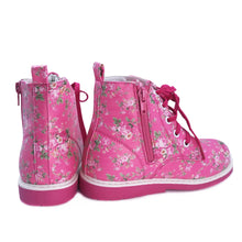 Load image into Gallery viewer, Floral Boot (Toddler/Youth)