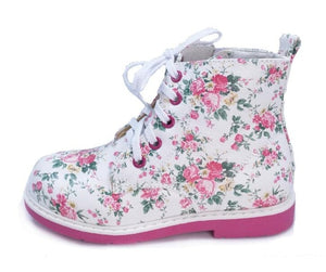 Floral Boot (Toddler/Youth)