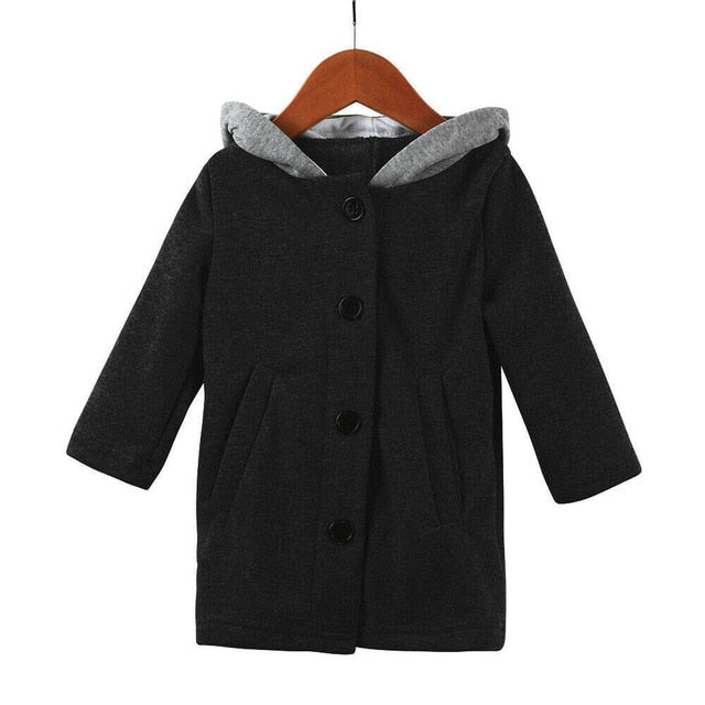 Fall Rabbit Coat (2 Color Options)