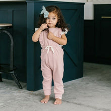 Load image into Gallery viewer, Prairie Jumpsuit (Rose)