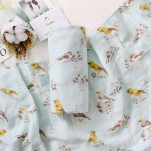 Wildlife Swaddle Collection (Various Prints)