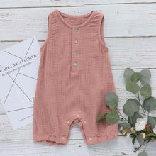 Load image into Gallery viewer, Prairie Tank-Romper (4 Color Options)