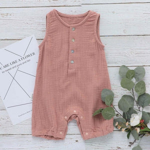 Prairie Tank-Romper (4 Color Options)