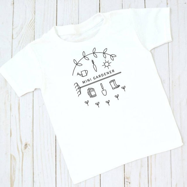 Lil Gardener T (2 color options)