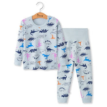 Load image into Gallery viewer, Dinosaur Pajamas