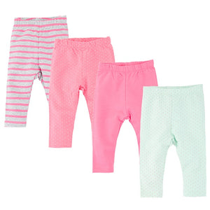 Just Pants (Set of 4, Various Color Sets)