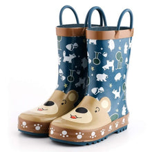Load image into Gallery viewer, Kids Woodland Rainboot (2 Styles, Toddler/Youth)