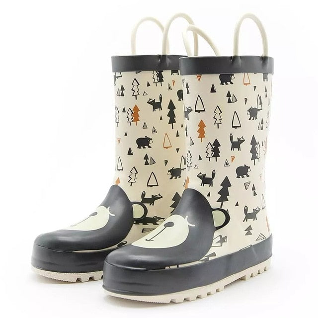 Kids Woodland Rainboot (2 Styles, Toddler/Youth)