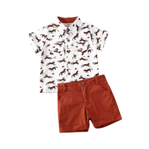 Polo Set (Shorts or Pants)