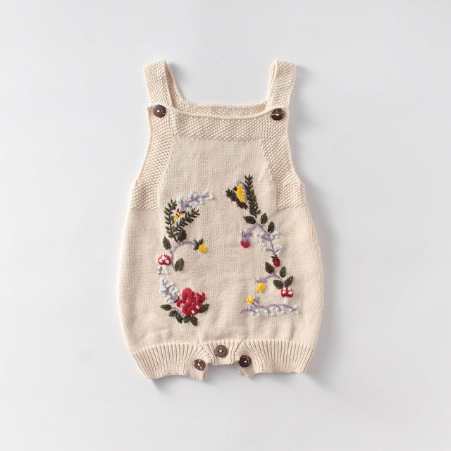Wildflower Romper (+Pants Option)