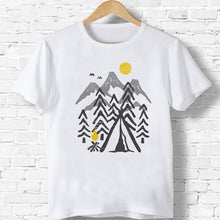 Load image into Gallery viewer, Camping T-shirt