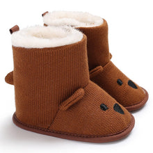 Load image into Gallery viewer, Winter Baby Boots (Several Wildlife & Styles)