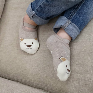 Non-slip Animal Socks