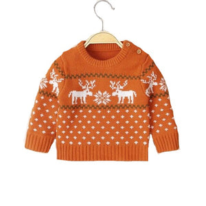 Moose Sweater (3 Color Options)