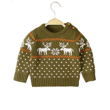 Load image into Gallery viewer, Moose Sweater (3 Color Options)